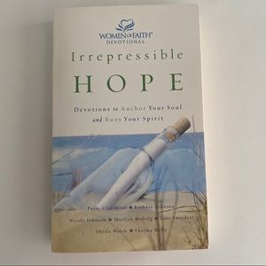 Accents - Women of faith irrepressible hope book